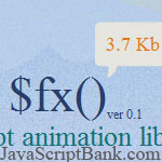 10 Tiptop Animations with JavaScript Framework