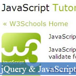 More 17 Popular Sites to Learn About JavaScript expect JavaScriptBank.com