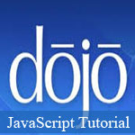 Basis of JavaScript Structure with Dojo