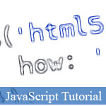 HOT New JavaScript APIs with HTML5