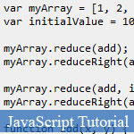JavaScript Array Iteration