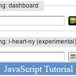 JavaScript Date and Time Validating Tutorials