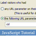 JavaScript Get URL Parameters