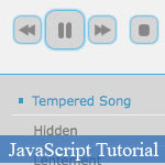 JavaScript Sound Playing with HTML5