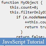 JavaScript Virtual Functions