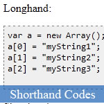 jsBank\'s Helpful JavaScript Shorthand Coding Techniques