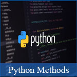 The Possible Working Methods of Python Ideology