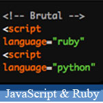 Ruby vs JavaScript : Quelques notions de fonctions , Procs et blocs