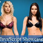 Showcases of Awesome Designs with Stunning JavaScript