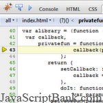 Use Firefox Firebug to Detect your Callback JavaScript functions