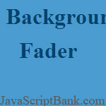 Background Fader