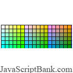Color Table onClick