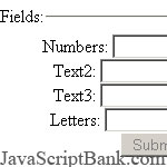 Form Set Validation