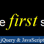 Simple JavaScript Slideshow in 2 code lines with jQuery