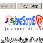 Interactive image diaporama avec un texte descriptif © JavaScriptBank.com