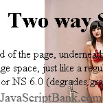 Two way Slideshow