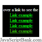 Lien Fade Effect © JavaScriptBank.com