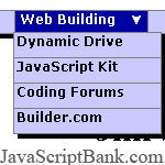 Jim's DHTML Menu v5.7 © JavaScriptBank.com