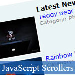 Powerful JavaScript OOP for HTML Scroller