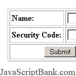 Security Code Section