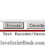 The Super Duper Text Encoder/Decoder