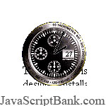 Analag-Clock 2.01: select 3 different designs