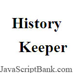 Browsing History Keeper