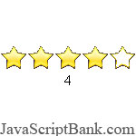 Rating star script
