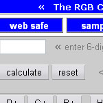 The RGB Color Calculator