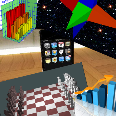 Incredible and Amazing 3D JavaScript Canvas Enginges